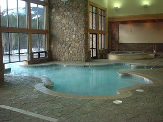 Pool at Grand Timber Lodge